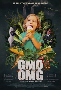 GMO OMG poster