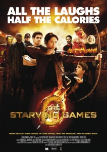 TheStarvingGame poster