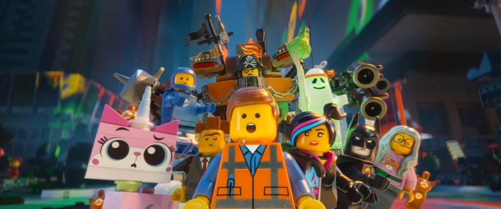 LegoMovie Still BestOf